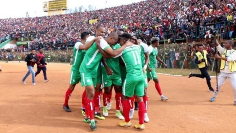 Приказката за Мадагаскар и Анисе приключи на 1/4-финал