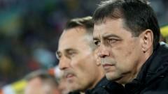 Петър Хубчев след равенството с Черна гора: Началото на квалификациите е успешно за България