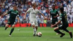 Кошмарният сезон за Реал (Мадрид) приключи със загуба