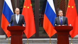 Китай и Русия с общ фронт срещу Запада