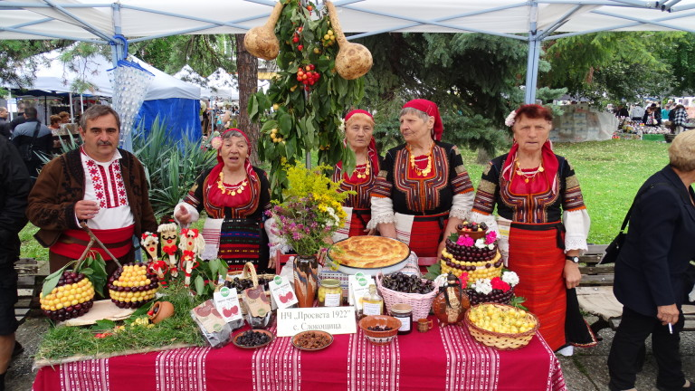 Откриха11-ят традиционен празник на черешата в Кюстендил. Около 50 кметства,