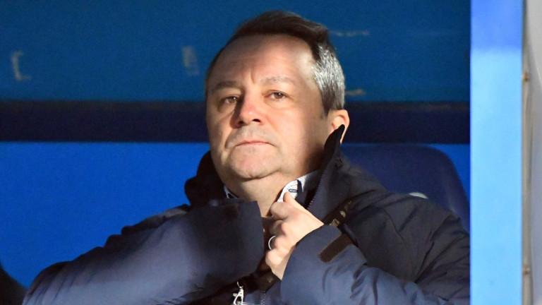 Славиша Стоянович поиска Левски да не се разделя с две от звездите си