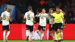 5 гола, обрати и зрелище от най-висока класа! Германия матира Холандия в края!