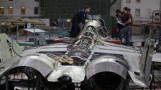Русия създаде комбиниран двигател за полети в атмосферата и в близкия космос