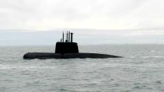 Сигнали от изчезнала подводница?