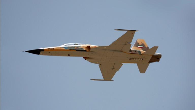 Иран започва голямо военно учение с изтребители и дронове