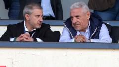 Бекали: Стига интриги! Само съветвам Левски, не предлагам футболисти