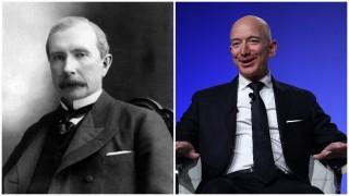 Джон Рокфелер е бил 3 пъти по-богат от най-богатия човек днес