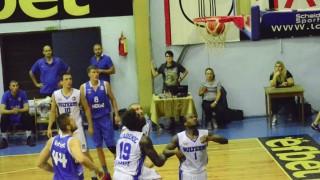 Трета загуба на Академик (Пловдив) в Балканската лига