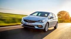 Тест драйв: Opel Astra