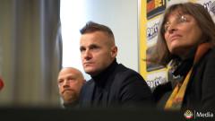 Треньорът на Ботев (Пловдив) призна за интерес към двама шведски футболисти
