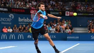 Федерер се озори доста срещу Григор Димитров