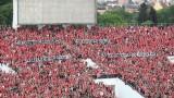 Половината от билетите за ЦСКА - Рига свършиха