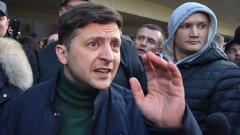 Комикът Зеленски увеличава преднината си преди президентския вот в Украйна