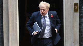 Джонсън се обади на Байдън да обсъдят COVID-19, климата и демокрацията