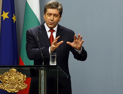 Първанов: На изборите телевизорът победи хладилника