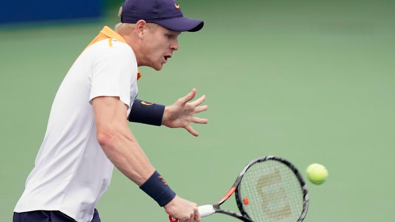 Кайл Едмънд спечели в Антверпен първата си титла от турнир на ATP