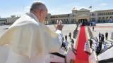 Папа Франциск призна, че някои духовници изнасилват монахини