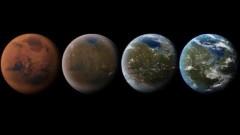 Какво ще стане, ако се заселим на Марс