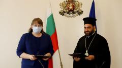 Социалното министерство и БПЦ започват съвместна програма