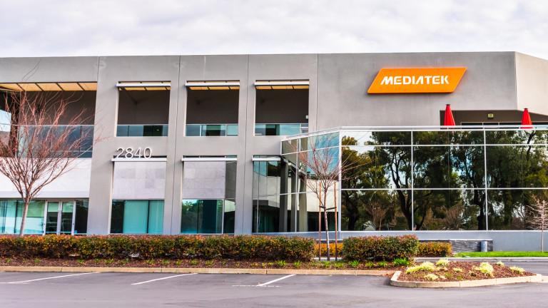 Забраните срещу Huawei изстреляха MediaTek
