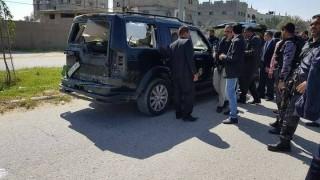 Взрив удари кортежа на премиера на Палестина в Газа