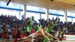 Лукойл Академик показа класа в първия финал срещу Берое