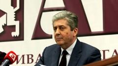 Георги Първанов песимист за коалиция ГЕРБ - БСП