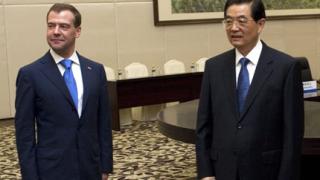 Русия и Китай засилват стратегическото си пратньорство