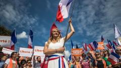 Франция мисли да облекчи COVID ограниченията