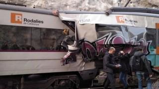 Два влака се сблъскаха в Испания – 1 жертва и десетки ранени