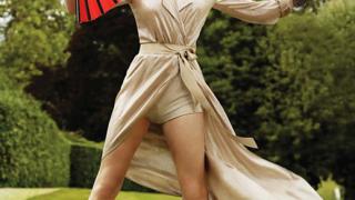 Виктория Бекъм демонстрира тяло за Marie Claire