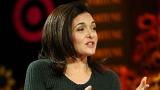 Шерил Сандбърг дарява $100 милиона в акции на Facebook за благотворителност