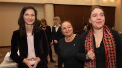 Истанбулската конвенция ще помага и срещу кибернасилието, уверява Мария Габриел