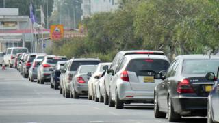 Война за горива се разгаря на Кипър