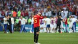 Серхио Рамос напусна контузен лагера на испанския национален отбор