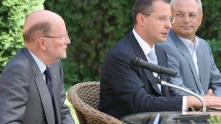 Станишев: Часовникът ни вече е настроен за 2 януари 2007-ма