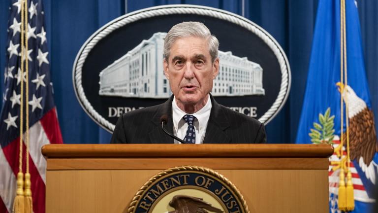 Мълър свидетелства пред Конгреса на 17 юли