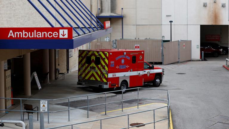 Повече от 150 служители в болничната система в Хюстън, които
