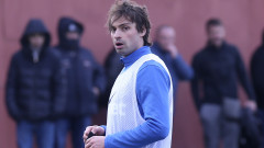 Хубчев ще ползва Райнов като централен защитник срещу Ружомберок