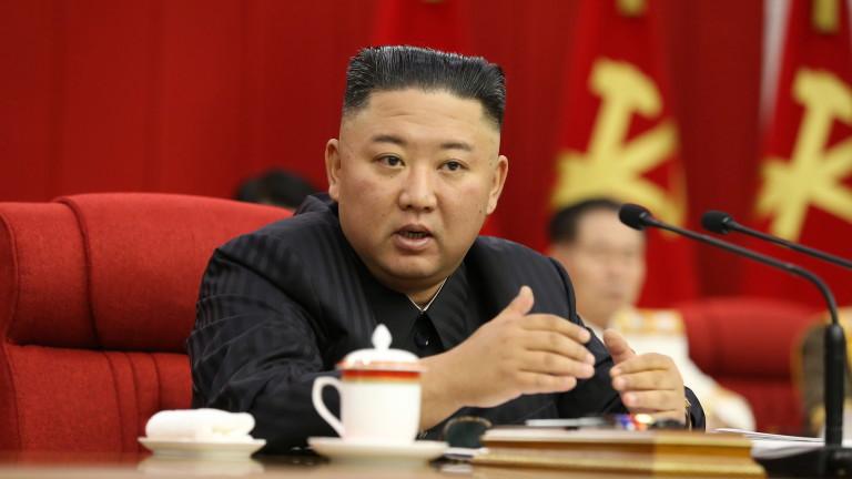 Северна Корея изключва всякакви разговори със САЩ