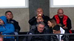 Венци Стефанов: Славия никога не е упражнявала натиск върху футболните съдии