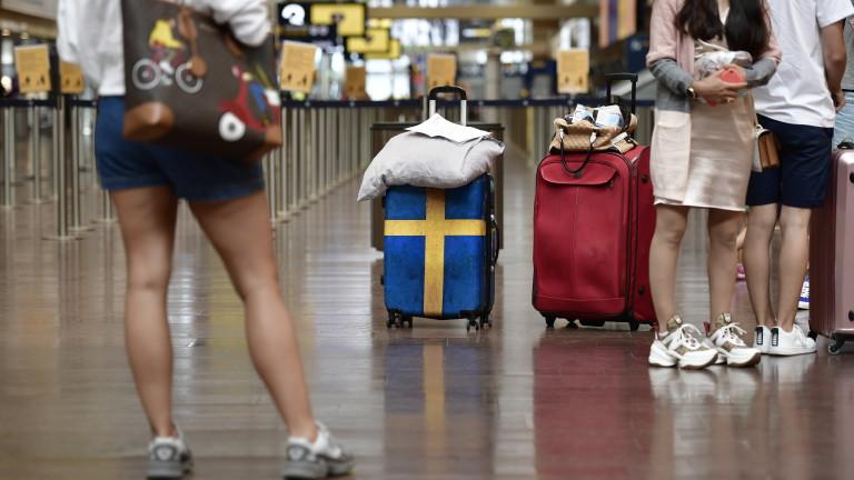 Заразените с коронавирус в Швеция надхвърлиха 70 000 след нови 947 случая