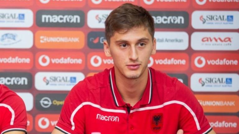 Рома изпревари конкуренцията за 20-годишен албанец