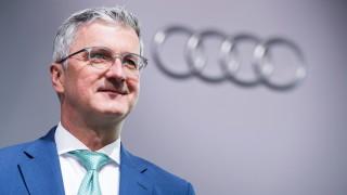 Повдигнаха обвинения срещу бившия шеф на Audi Руперт Щадлер