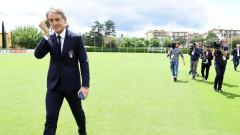 Манчини: Дори и в най-трудните моменти може да намериш добри италиански футболисти