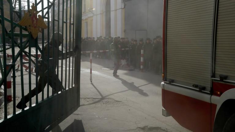 19 души пострадаха при взрив в руски цех за производство на тротил