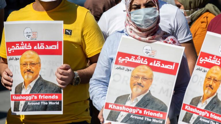 Близък приятел на ДжамалКашогисвидетелства пред турския съд във вторник, че