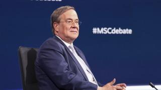 """Армин Лашет: Ако Русия не спазва правилата, Германия спира газа по """"Северен поток"""" 2"""