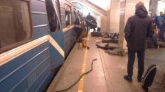 Арестуваха трима предполагаеми съучастници на атентатора в Петербург
